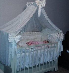 Детская кроватка СРОЧНО