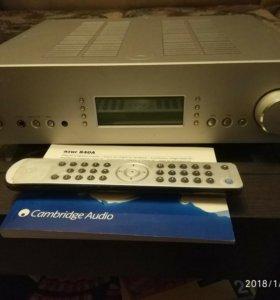 Усилитель Cambridge audio 840a
