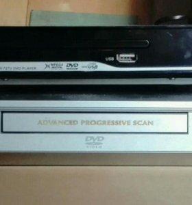 DVD плеер Panasonic и Mystery