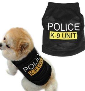 Одежда для вашей собачки