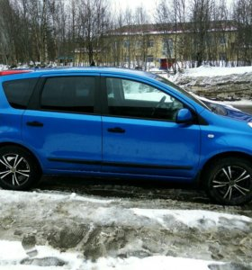 Nissan Note 2007 1.6 АКПП