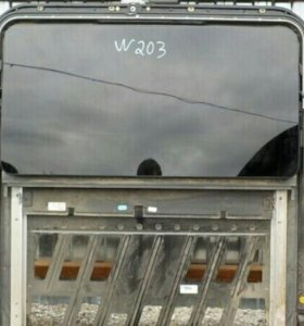 Люк на Мерседес W203