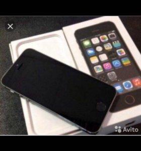 iPhone 5s на 32гб