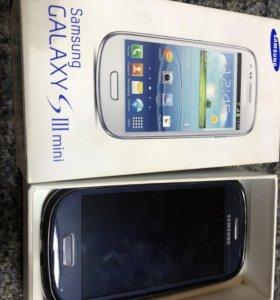 Смартфон Samsung Galaxy sIII mini