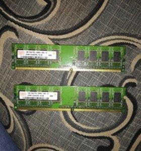 Оеративная память DDR2