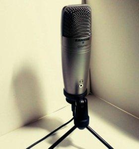 Микрофон Samson C01URO