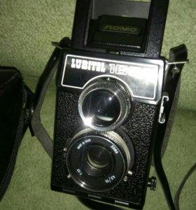 Фотоаппарат 📷 раритет Lubitel 166B