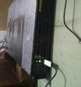 Компьютер сервер 32 ядерный 2 процессорный