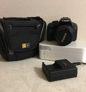 Canon EOS 550D kit (18-55mm)