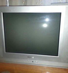 Телевизор Samsung. Диагональ 68см.