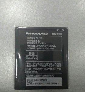 Акб на смартфоны Lenovo