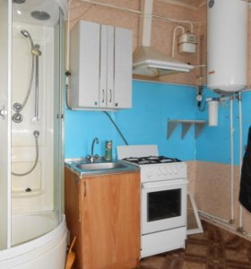 Квартира, 1 комната, 20.4 м²