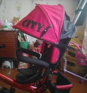 Велосипед детский 3х колесный