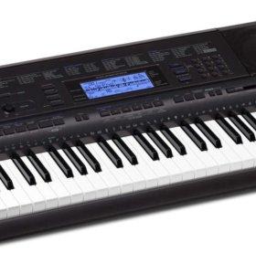 Синтезатор Casio CTK-5000.