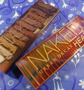 URBAN DECAY NAKED HEAT ОРИГИНАЛ