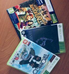 Продам диски на Xbox 360