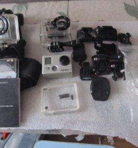 Экшн -Камера GoPro Hero-2
