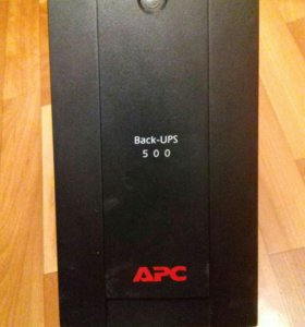 ИБП APC BC500-RS