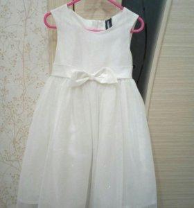 Платье, р 116