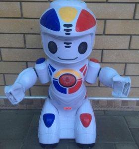 Робот игрушка новая