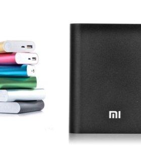 Внешний аккумулятор 10400 mAh Xiaomi Mi Черный Bla