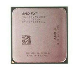 Процессор для ПК AMD FX (tm) 4300