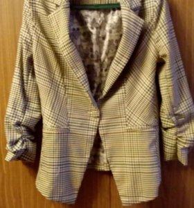 Пиджак, четверть рукав