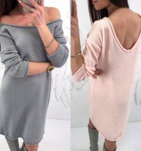 Новые Платье -туники 😍👍