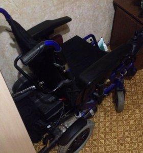 Инвалидная коляска, автомат