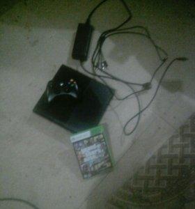Продам Xbox 360 + GTA 5