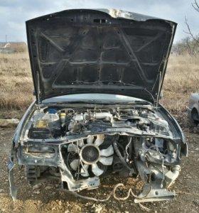 Двигатель Ниссан RB25, VQ25, CD20T... в разборе
