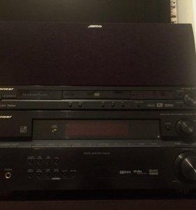 Комплект акустической системы Pioneer, jamo