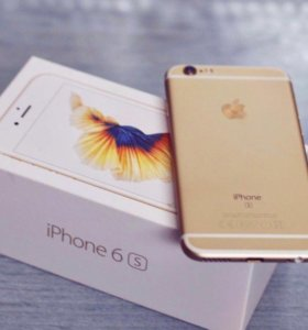 iPhone 6s 16gb Gold Идеальное БУ