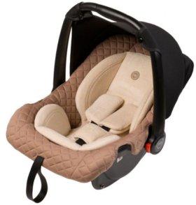 Переноска Happy Baby «Skyler» 0-13 кг Beige