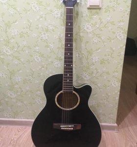 гитара COLOMBO LF 401C BK
