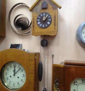 Ремонт часов всех видов