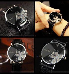 Часы  Новые стильные женские часы