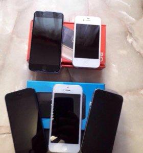 iPhone 4-5-6