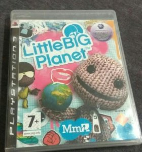 Little Big Planet эксклюзив для PlayStation 3