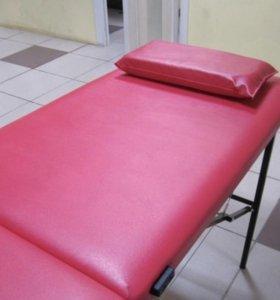 Массажный стол Косметологическая кушетка 55см