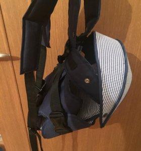 Рюкзак кенгуру с рождения