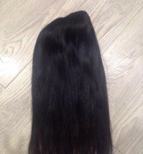 Натуральные волосы.50см.Густые.