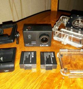 Камера SJ5000+ WIFi