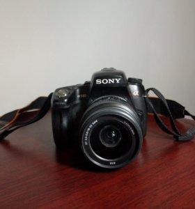Sony Alpha A580 18-55mm Зеркальный фотоаппарат