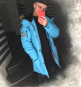 Парка зимняя , куртка