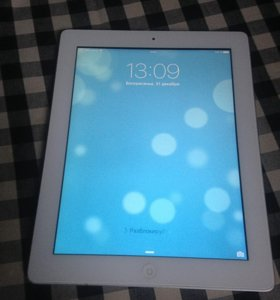 Apple iPad 3 Wi-Fi 16 gb + Cellular  с симкартой