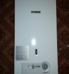 Газовый водонагреватель Bosch Therm 4000 O WR 10