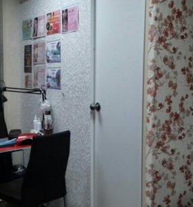 Аренда кабинета под наращивание ресниц, маникюр.