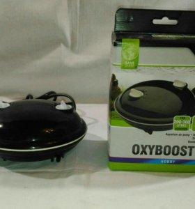 Компрессор Aquael OxyBoost 300, воздушный. Новый