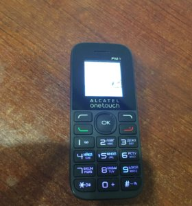Alcatel One Touch 1013D Black